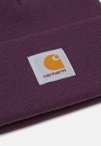 Carhartt WIP - WATCH HAT UNISEX - Beanie - boysenberry - 2