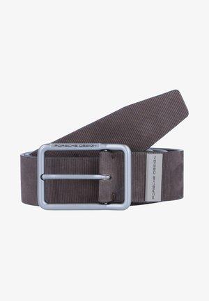 MICHIGAN - Cintura - dark brown