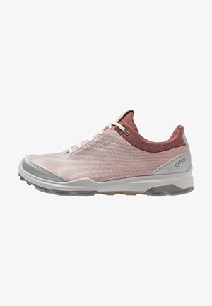 BIOM HYBRID 3 - Zapatos de golf - white/blacktransparent