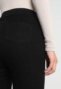 Dorothy Perkins Tall - LYLA - Jeans Skinny Fit - black - 5