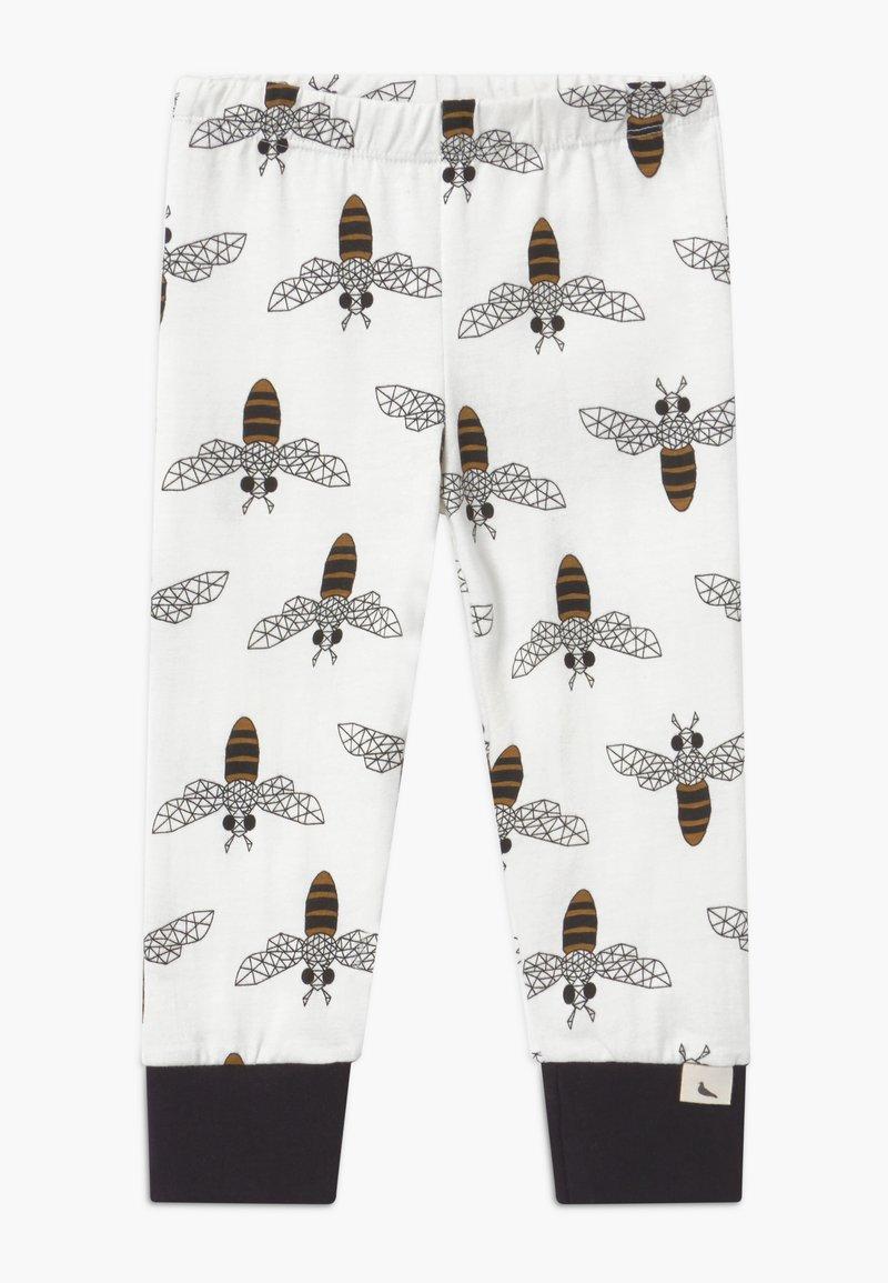 Turtledove - HONEY BEE - Leggings - Trousers - white