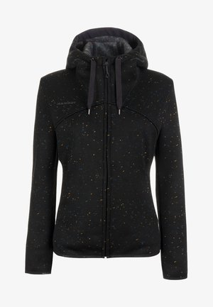 CHAMUERA - Fleece jacket - black