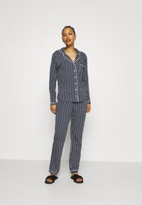 s.Oliver - Pyjamas - dark blue - 1