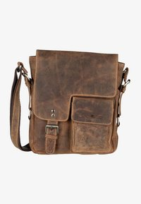 Greenburry - Across body bag - brown - 1