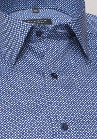 Eterna - COMFORT FIT - Shirt - blau - 4
