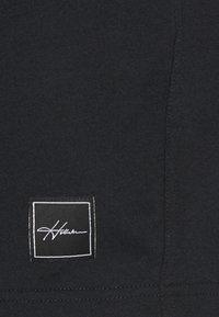 Hollister Co. - LOUNGE BOTTOM SHORTS - Pyjama bottoms - black - 2