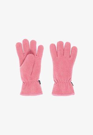 Gloves - rose wine