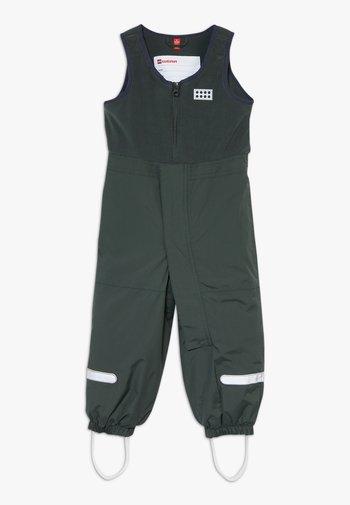 LWPUELO - Snowsuit - dark green