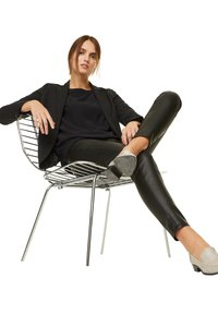 comma casual identity - Long sleeved top - black - 3