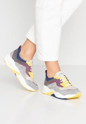 DELPHIVILLE - Sneakers laag - light beige
