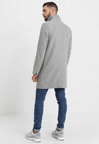 Only & Sons - ONSOSCAR COAT - Classic coat - light grey melange - 2