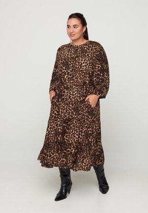 Robe d'été - brown