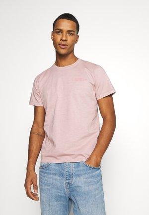ALVARO UNISEX - T-shirt print - nude
