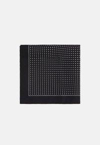 Pier One - SET - Mouchoir de poche - black - 4