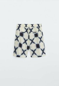 Massimo Dutti - Shorts - blue - 4
