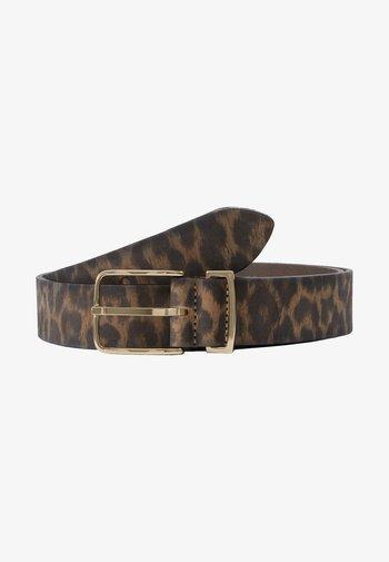 Waist belt - braun