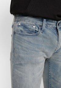 Denham - RAZOR - Slim fit -farkut - blue - 5