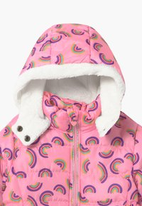 Lemon Beret - SMALL GIRLS - Winter jacket - prism pink - 4