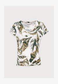 ICALINA - Print T-shirt - green