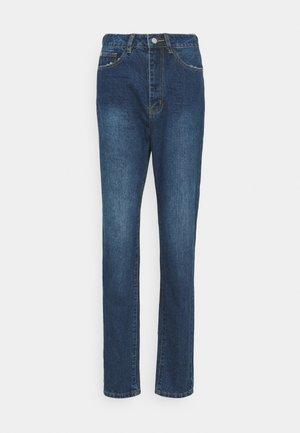 RIOT MOM  - Straight leg jeans - indigo