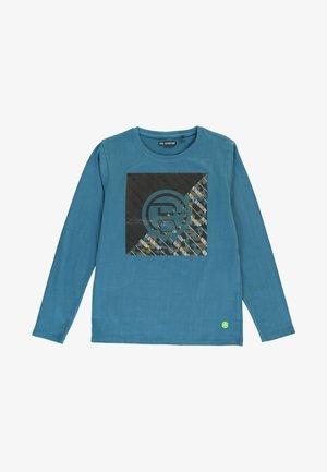 Longsleeve - blue coral
