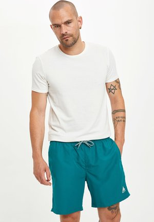 Swimming shorts - green