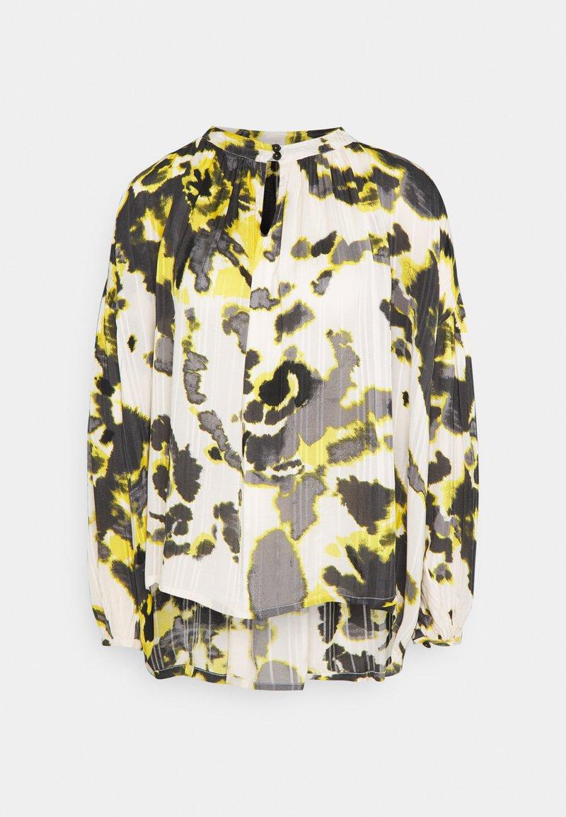 Masai - BADOT - Blouse - oil yellow