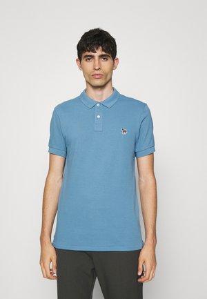 SLIM FIT - Polo shirt - blue