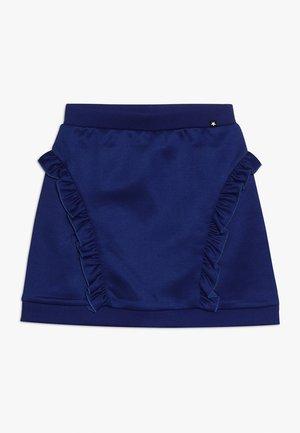 BEVERLY - Minisukně - lapis blue