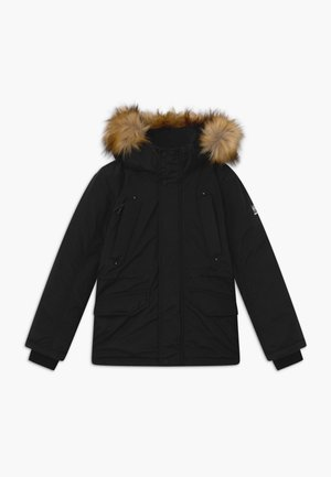 KIDS ZAGARE - Winter coat - black