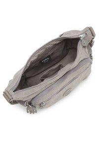 Kipling - GABBIE S - Across body bag - grey gris - 3