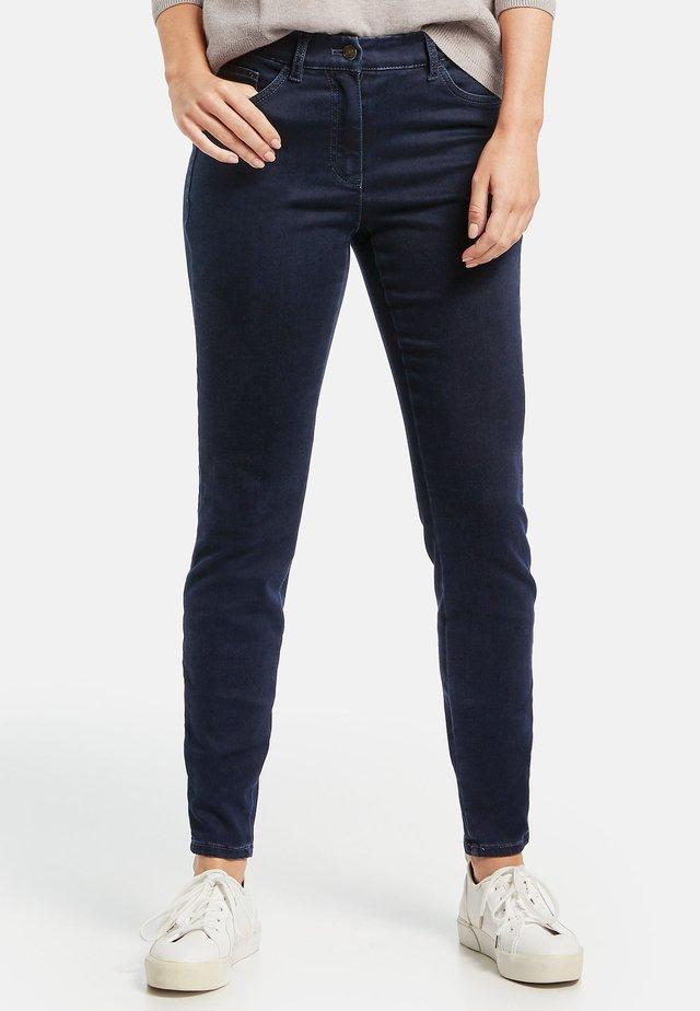 INNOVATIVE - Jeans Skinny Fit - dark blue denim