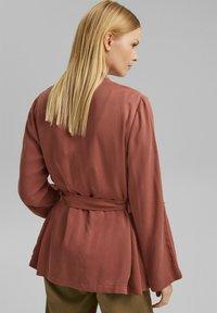 edc by Esprit - Short coat - coral - 2