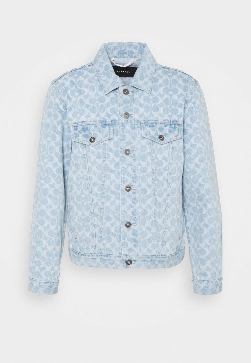 Coach - Denim jacket - denim signature