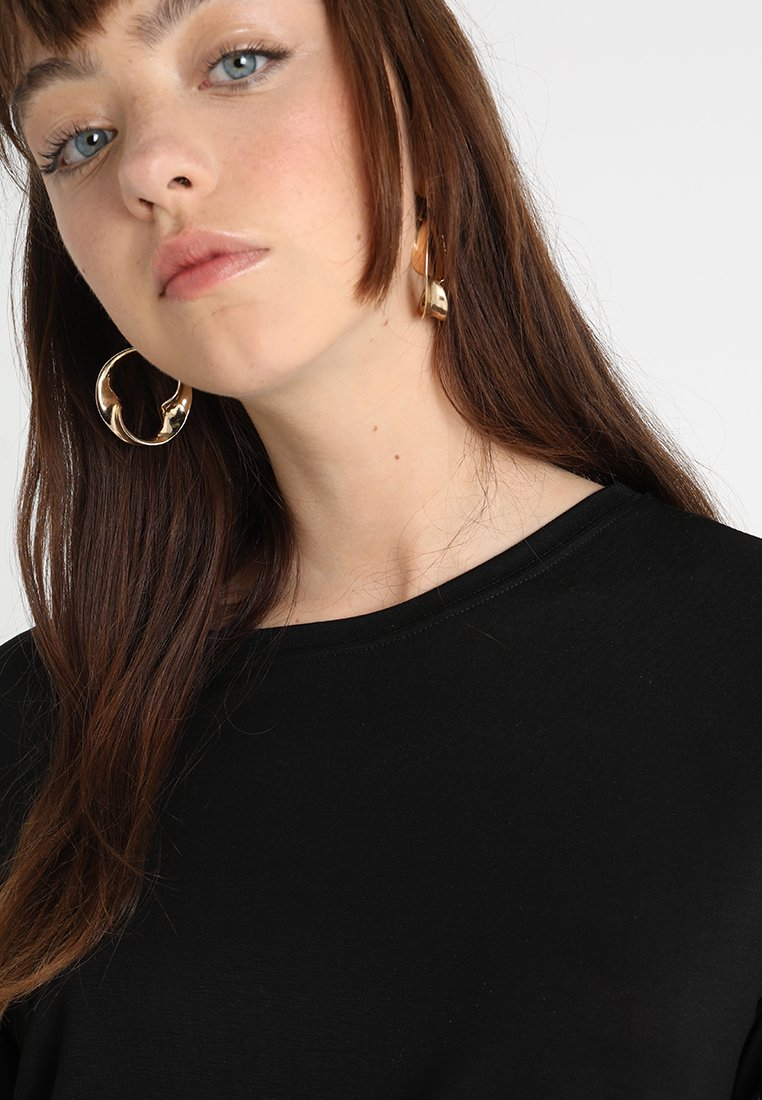 Samsøe Samsøe UTA  - T-shirt basique - black - Tops & T-shirts Femme qtbgp