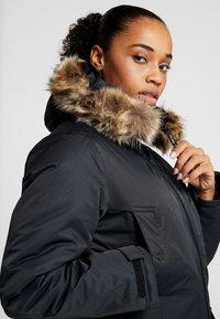 Peak Performance - LOCAL  - Zimní kabát - black - 7