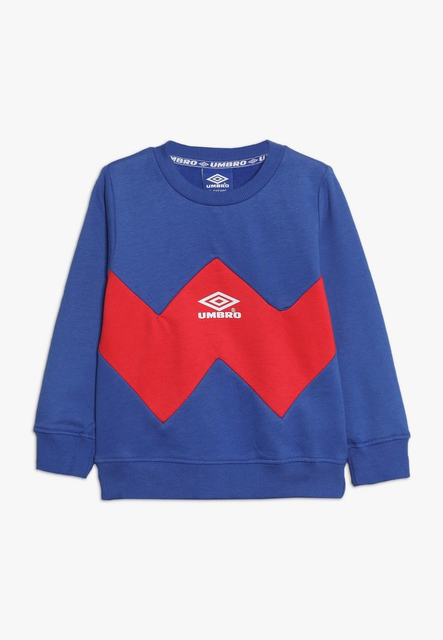 RESORT KIDS CREW  - Sudadera - dazzling blue