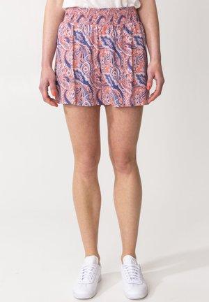 ABBIE - Shorts - coral
