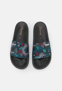 Kaporal - TACOTA - Pantofle - noir - 5