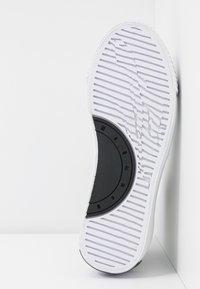 McQ Alexander McQueen - PLIMSOLL PLATFORM  - High-top trainers - white/black - 6