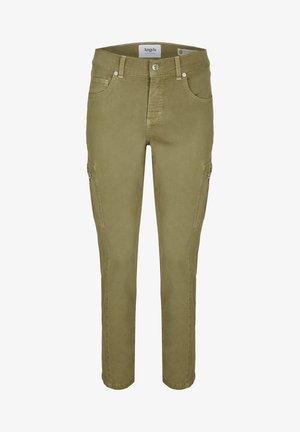 ORNELLA - Cargo trousers - khaki