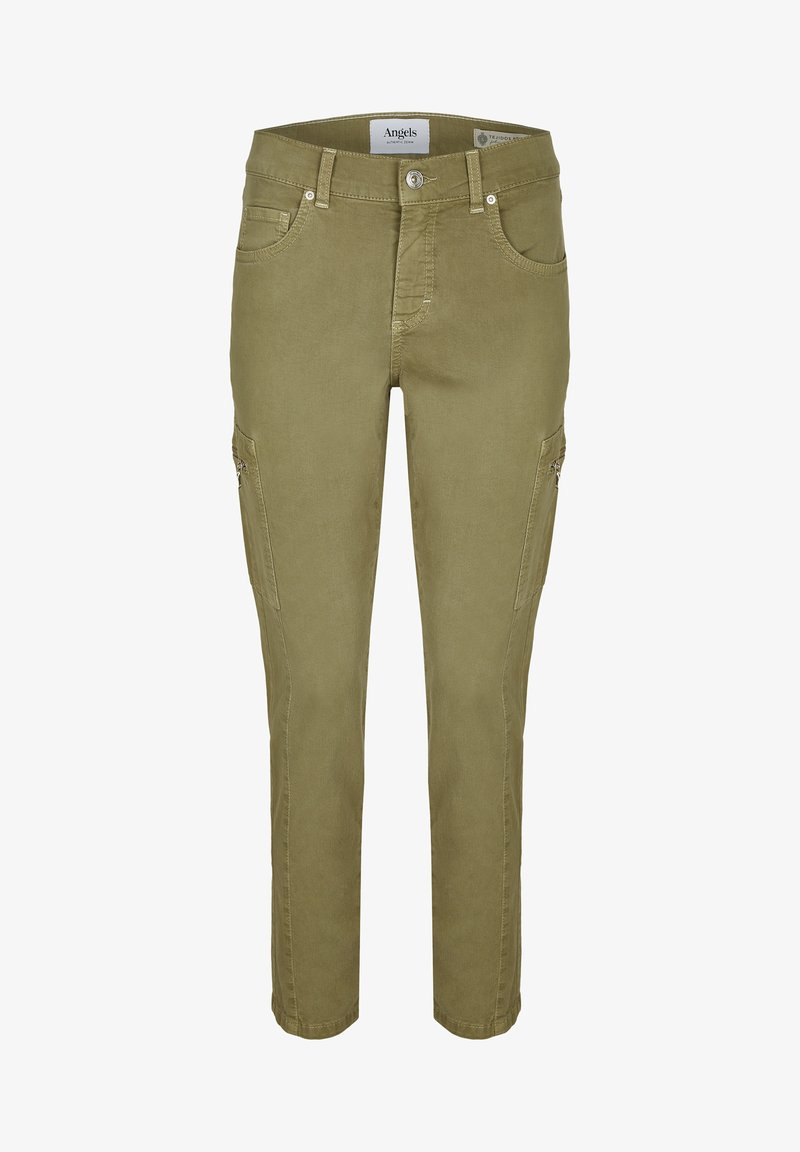 Angels - ORNELLA - Cargo trousers - khaki