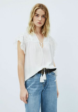 STELLA - Blouse - blanco off