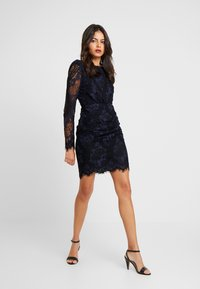Mossman - LET'S GET LOST MINI DRESS - Cocktail dress / Party dress - navy - 2