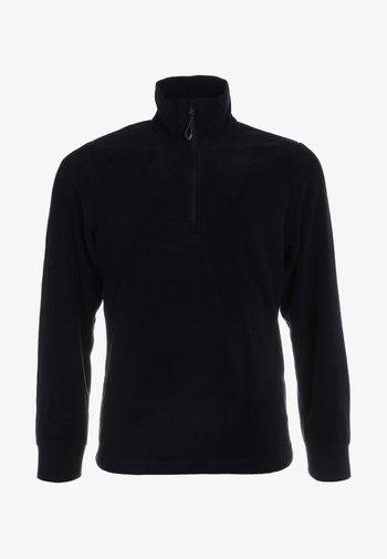 UNISEX - Fleece jumper - nero