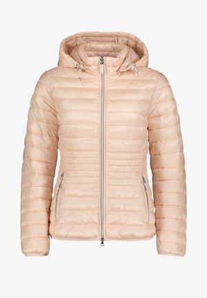 Winter jacket - rose blush