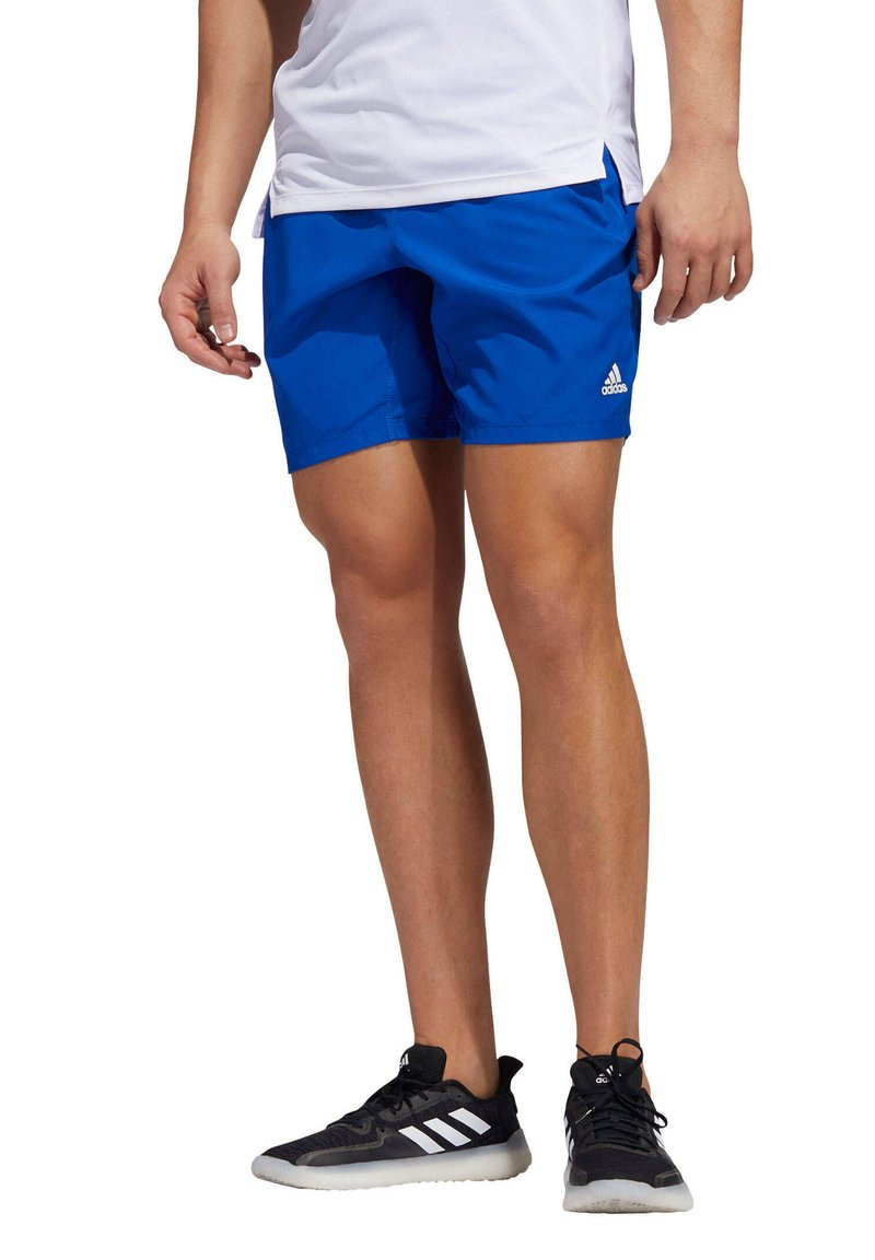 adidas Performance - Sports shorts - royalblau