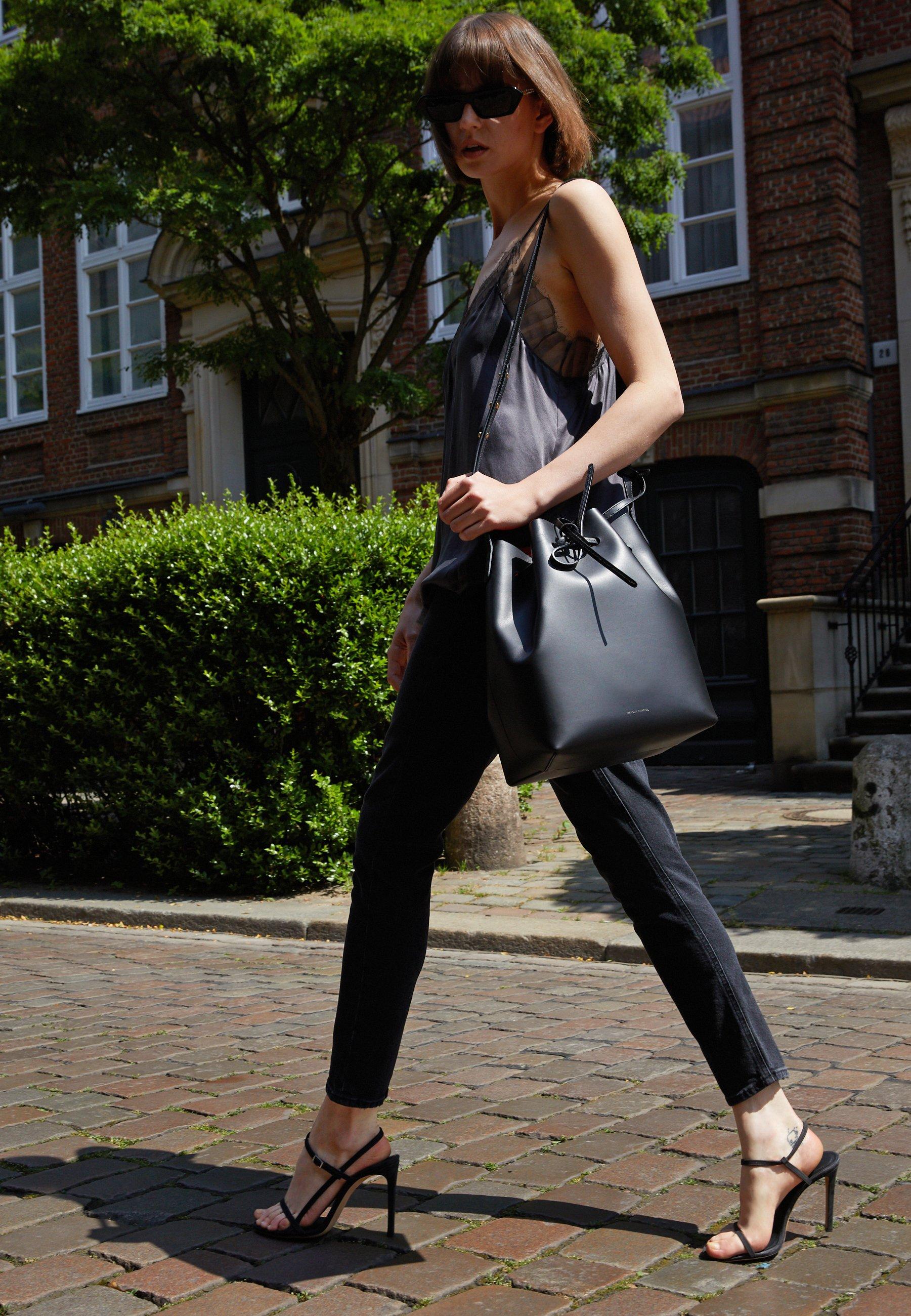 Women BUCKET BAG - Across body bag