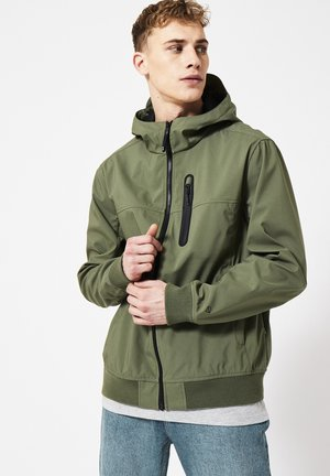 Outdoor jacket - hunter