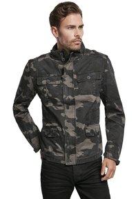 Brandit - BRITANNIA  - Outdoor jacket - darkcamo - 0